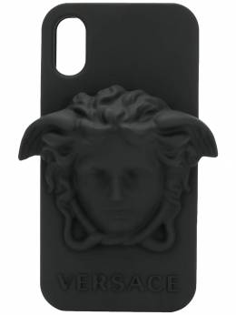 Versace чехол для iPhone X 'Medusa' DPY7314MDPCME