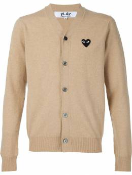 Comme Des Garcons Play кардиган 'Black Play' AZN024