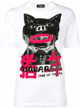 Dsquared2 футболка 'Year of the Pig' S75GD0003S22427