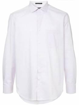 D'Urban однотонная рубашка D3865TI17023