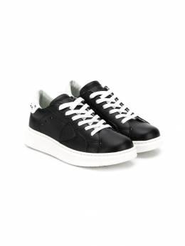 Philippe Model Kids кроссовки с заклепками BAL0
