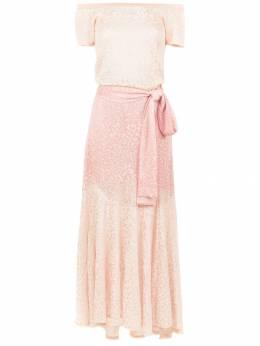 Cecilia Prado Acacia long knitted dress 18546