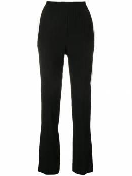 Givenchy брюки с лампасами BW50B310F4