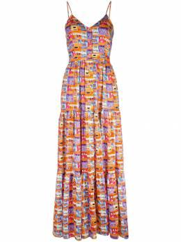 Lhd легкое платье с принтом LHD03DO0078CVBR