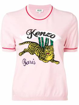 Kenzo футболка Bamboo Tiger F952TO5793XE