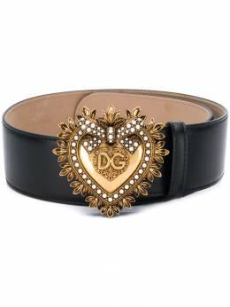 Dolce&Gabbana ремень Devotion BE1316AK861
