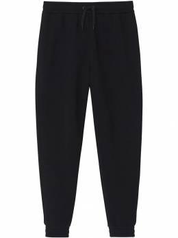 Burberry спортивные брюки с принтом логотипа 8010440