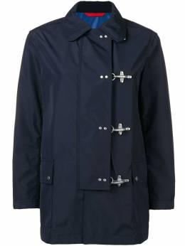 Fay куртка со смещенной застежкой на пуговицах NAW13383100PGD