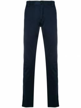 Emporio Armani брюки чинос со средней посадкой 3G1P151NEDZ