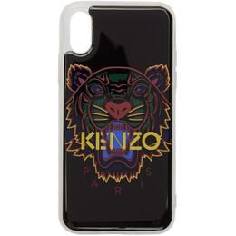 Kenzo Black Tiger iPhone X/XS Case 192387F03200801GB