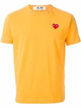 Comme Des Garcons Play футболка с аппликацией логотипа P1T212