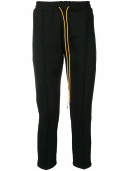 Rhude спортивные брюки на кулиске 02APA02806