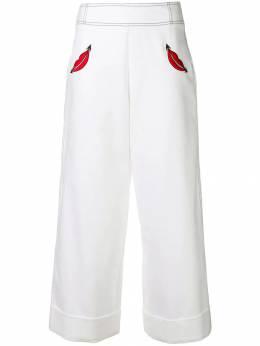 Vivetta укороченные брюки палаццо 91VV405VIVVIADANA