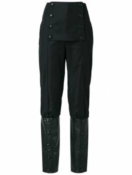 Adriana Degreas high waist trousers CCMT0001