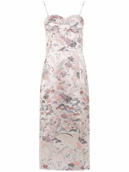 Framed платье миди 'Tokyo' 256860
