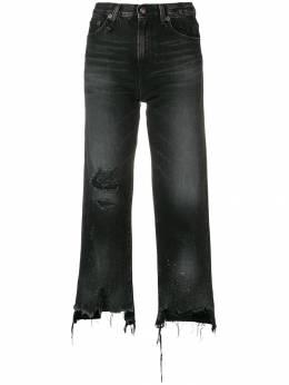 R13 джинсы с эффектом потертости R13W5665720