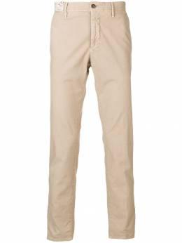 Incotex брюки кроя слим 10S10090667