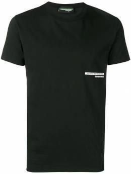 Dsquared2 футболка с логотипом S78GD0010S20694