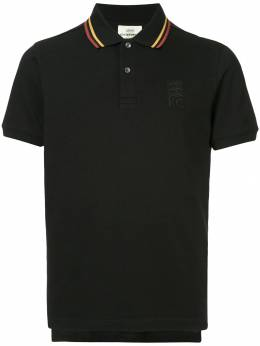 Kent & Curwen striped polo shirt K38H9TM020