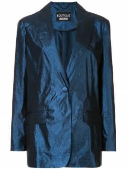 Boutique Moschino костюмный пиджак H05070389