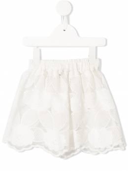 Little Bambah юбка Mista с цветочной вышивкой SS19LBSS1920