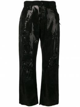 R13 джинсы с пайетками R13W5083894