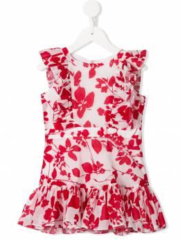 Little Bambah платье Seville с цветочным принтом и оборками SS19LBSS1902