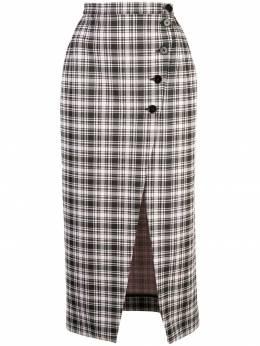 Alexa Chung юбка с завышенной талией 1804SK01PL6251039