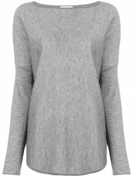 Snobby Sheep boat neck jumper URSULA