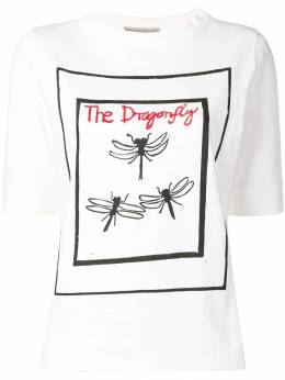 Holland&Holland футболка с принтом 'The Dragonfly' RL1874R17526