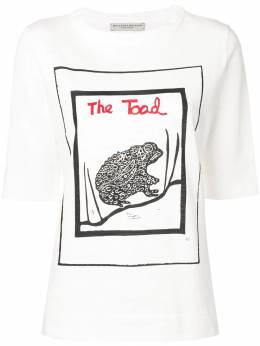 Holland&Holland футболка с принтом 'The Toad' RL1875R17526