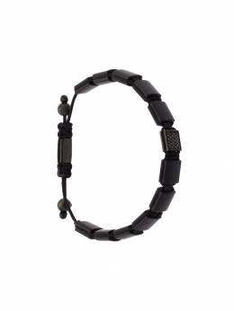 Nialaya Jewelry плоский браслет MLUXPL090
