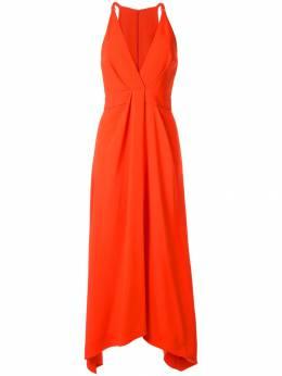 Dion Lee платье со сборками A9562S19