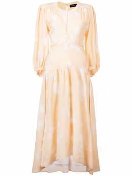 Proenza Schouler платье 'Cady' с принтом R1923027BYP99