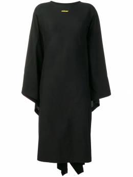Ambush платье с драпировкой сзади 12111620
