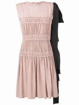 No. 21 платье со сборками N2SH0425111