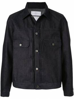 Fumito Ganryu классическая куртка-рубашка FU1BL03