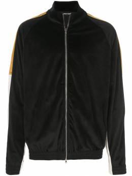 God's Masterful Children бархатная куртка-бомбер в стиле ретро GMC02AIX13