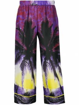 P.a.r.o.s.h. брюки с принтом SHARISED230360Z