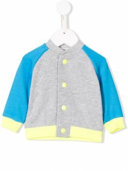 Stella McCartney Kids куртка-бомбер с принтом 540067SMJ64
