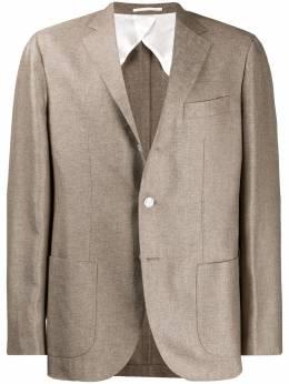 Barba классический костюмный пиджак 1081