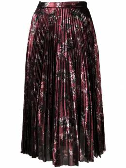 Markus Lupfer юбка Hailey с эффектом металлик SK425
