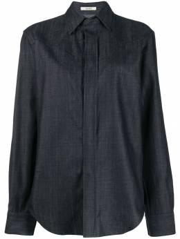 Zilver рубашка с потайной застежкой SS19WSH02