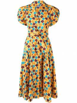 Lhd платье миди с цветочным принтом LHD04DO0018YRBM