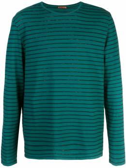 Barena футболка с длинными рукавами в полоску TSU22113104