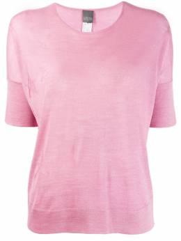 Lorena Antoniazzi футболка с узором LP3561B12645
