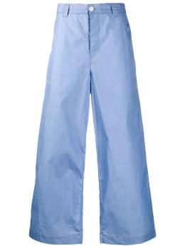 Sunnei брюки широкого кроя MT08ACA