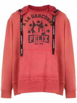 A La Garconne толстовка оверсайз Felix À LA GARÇONNE + HERING 1190901