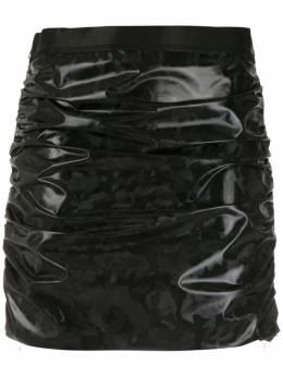 A La Garconne юбка с камуфляжным принтом 1190351