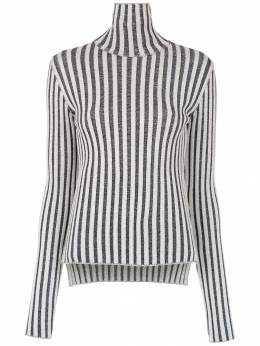 Gloria Coelho трикотажная блузка в полоску I19N017A